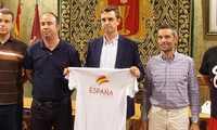 Cuenca acogerá la Copa de España de Squash dentro de la programación deportiva de la Feria y Fiestas de San Julián