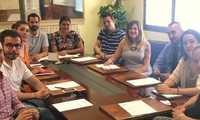 AJE pone en marcha la junta local de Valdepeñas con un grupo entusiasta de jóvenes empresarios locales