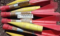 La Guardia Civil destruye cuatro cohetes antigranizo en Torralba de Calatrava