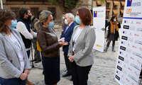 La alcaldesa de Toledo expresa su apoyo incondicional a ADACE en el Día Nacional del Daño Cerebral que tiene lugar cada 26 de octubre