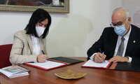 El Ayuntamiento de Manzanares renueva su apoyo al IES Azuer