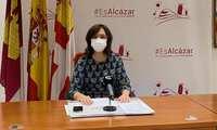 La alcaldesa Rosa Melchor de Alcázar de San Juan participa en el Día Mundial de la Salud Mental con la lectura de la proclama de la Confederación de Salud Mental de España