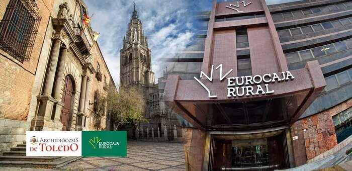 Eurocaja Rural facilita el servicio Bizum al Arzobispado de Toledo