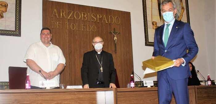 Eurocaja Rural, distinguida como 'Empresa con corazón' por Cáritas Toledo