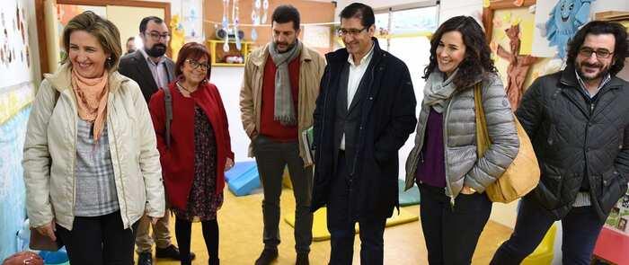 """La Diputación de Ciudad Real invertirá este año en Calzada medio millón de euros en la guardería infantil y en la travesía de la carretera de """"El Pardillo"""""""