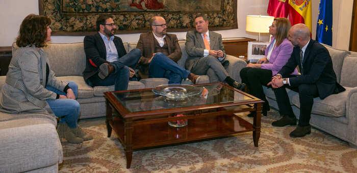 El Gobierno de CLM, PSOE y Ciudadanos acuerdan medidas por más de 1.000 millones de euros dentro del pacto por la reconstrucción de CLM después del Covid