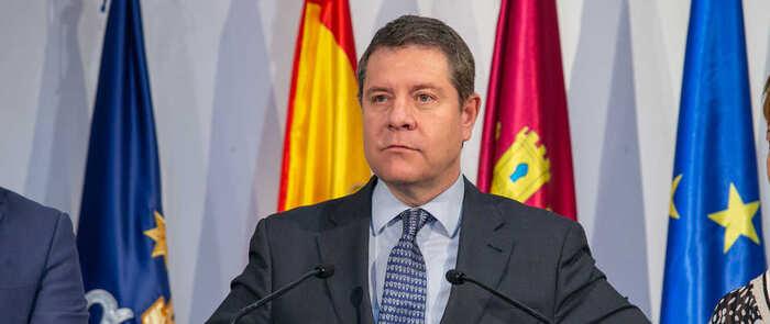 """García-Page celebra la renuncia definitiva de Enresa a construir el ATC, """"un proyecto de alto riesgo"""" para la región"""
