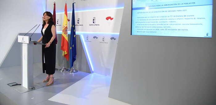 El Gobierno regional da el visto bueno a una partida de 11,4 millones de euros en materia de bienestar social