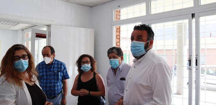 El Ayuntamiento multiplica por cinco el espacio para la Asociación Española Contra el Cáncer