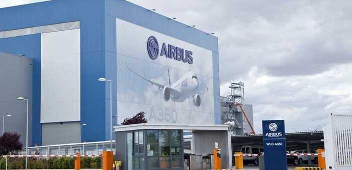 Airbus confirma 138 positivos en sus trabajadores de España, de los que 7 son de Illescas y 2 de Albacete