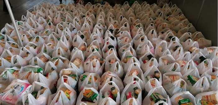 Talavera adquiere otros 7.500 kilos de alimentos para las familias más necesitadas debido a la COVID-19