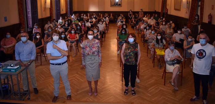 72 personas se incorporan al Ayuntamiento en la primera fase del Plan de Empleo de Ciudad Real