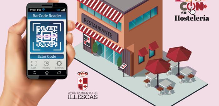"""""""Yo compro en Illescas"""" y códigos QR para la hostelería, entre las acciones de """"cON Illescas. Un Gran Pacto de Ciudad"""""""