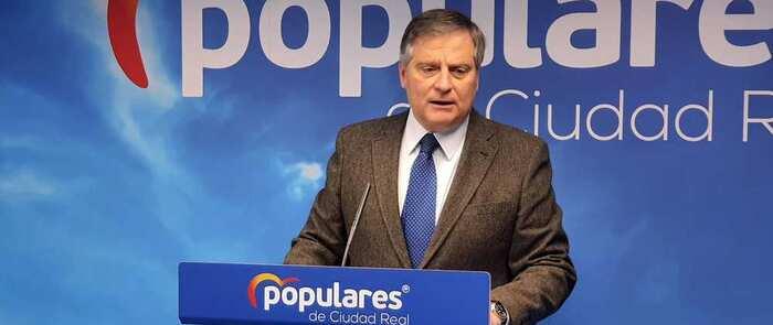 El PP de Ciudad Real exige a la Junta transparencia y datos reales en la información sobre el coronavirus en la provincia