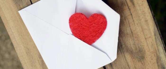 Último día para presentar los trabajos al Concurso de Cartas de Amor de San Valentín