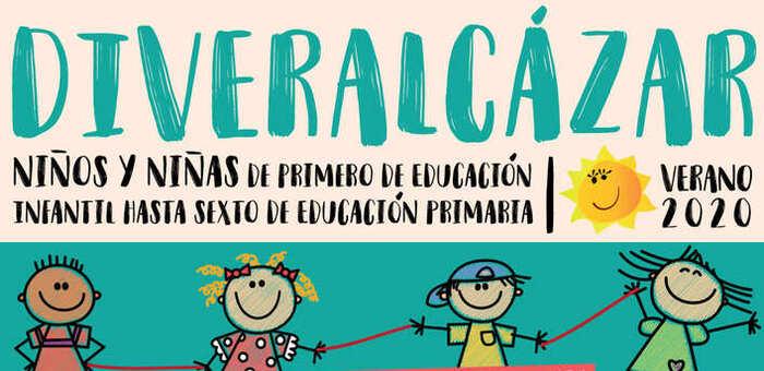 Comienza el programa DiverAlcázar para los meses de Julio y Agosto