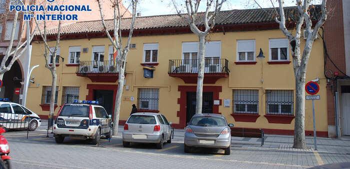 Detenido un individuo que forzó una vivienda de Alcázar de San Juan y regresó días después para continuar robando