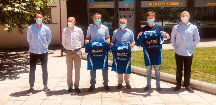 IMPEFE y CD Manchego apoyarán el fomento del empleo, la formación y la promoción empresarial      de los deportistas