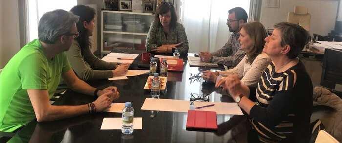 La Junta de Portavoces de los grupos municipales apoya las medidas preventivas tomadas por el equipo de Gobierno en relación al Coronavirus (COVID-19)