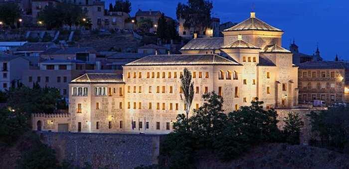 La hibernación de la iluminación artística en la ciudad de Toledo reporta un ahorro de 5.000 euros a las arcas municipal