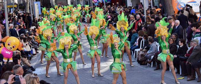 Festejos abre el plazo de adjudicación de las sillas para el desfile del Domingo de Piñata de Ciudad Real