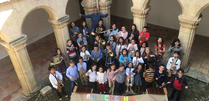 La Diputación de Albacete celebra el Día Europeo de la Música reiterando su compromiso con las Escuelas, Academias y Bandas de la provincia