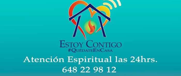 """Nace el proyecto diocesano """"Estoy Contigo"""" para ofrecer acompañamiento espiritual a las personas en este momento de confinamiento"""