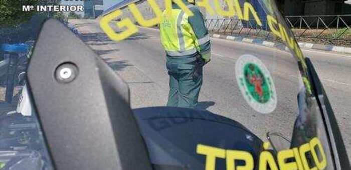 Investigado un conductor por circular al doble de la velocidad permitida en una carretera convencional en Almagro