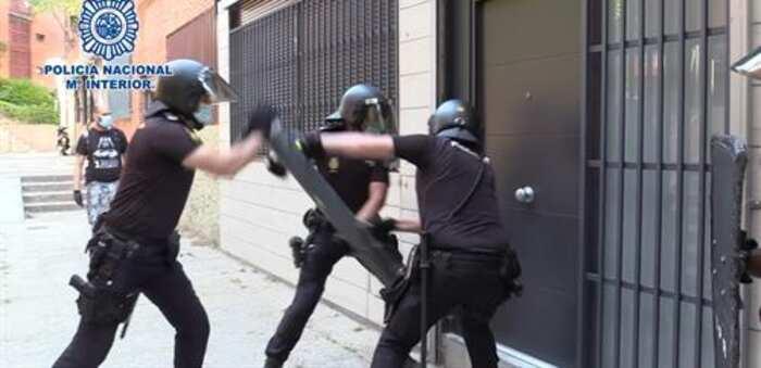Desarticulado un grupo criminal dedicado a robos con fuerza en oficinas y comercios, entre ellos en Valdepeñas