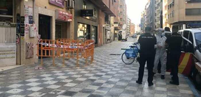 Un juzgado ratifica la decisión de Sanidad de confinar un edificio de Albacete por riesgo de transmisión