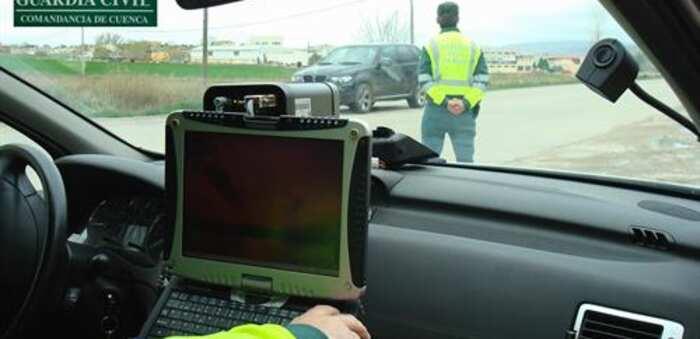 La DGT retoma las campañas de seguridad tras el confinamiento intensificando los controles de velocidad con radar