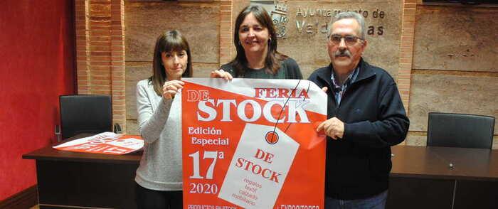 La 17ª 'Feria del Stock' de Valdepeñas se celebrará el 28, 29 de febrero y 1 de marzo
