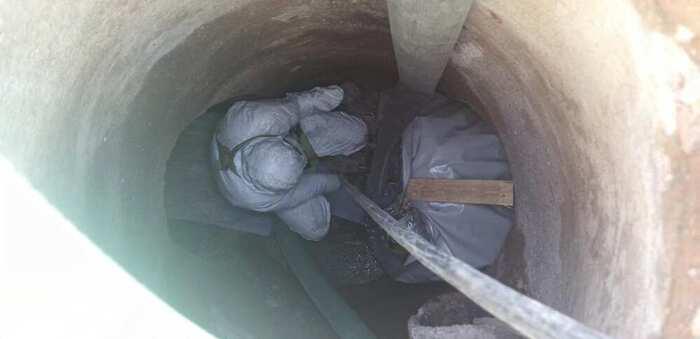 El Ayuntamiento de Cuenca repara los colectores de agua de diversas zonas de la ciudad por más de 77.600 euros