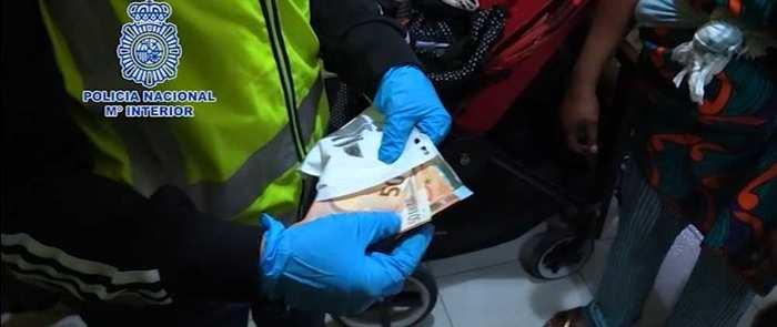 Golpe de la Policía Nacional al mercado negro de tarjetas bancarias en Internet a nivel mundial