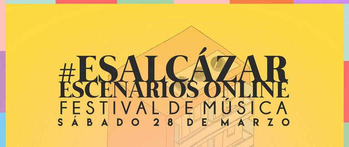 Cinco artistas alcazareños en concierto en el primer festival de música #EsAlcázarCulturaEnLaRed