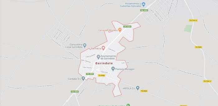 Herido por arma blanca un hombre de 28 años tras una reyerta entre varios jóvenes en Gerindote (Toledo)