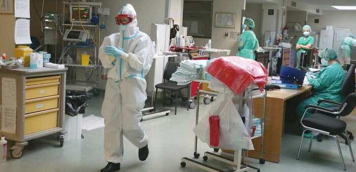 Castilla-La Mancha supera las 6.600 altas epidemiológicas durante la pandemia contra el COVID mientras continúa descendiendo el número de hospitalizados