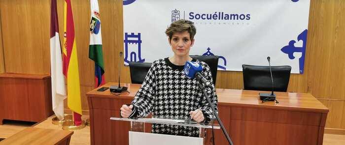 """Vanessa Sáez: """"el objetivo de este equipo de gobierno es no dejar a ninguna persona de colectivos vulnerables desatendida"""""""