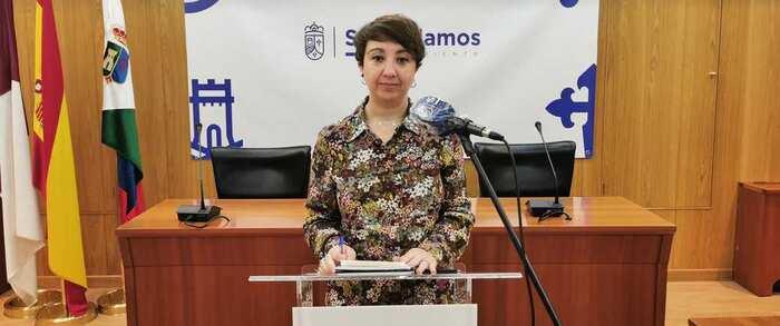"""Elena García : """"Nunca podremos agradecer los suficiente la solidaridad que está mostrando el pueblo de Socuéllamos"""""""