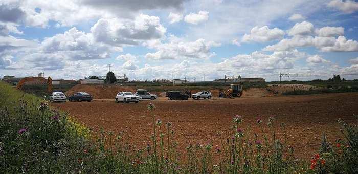 El Ayuntamiento de La Roda informa del hallazgo de restos óseos en 'Los Terreros'