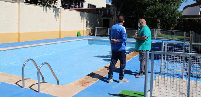 La piscina municipal de Alcázar abrirá sus instalaciones el 1 de julio
