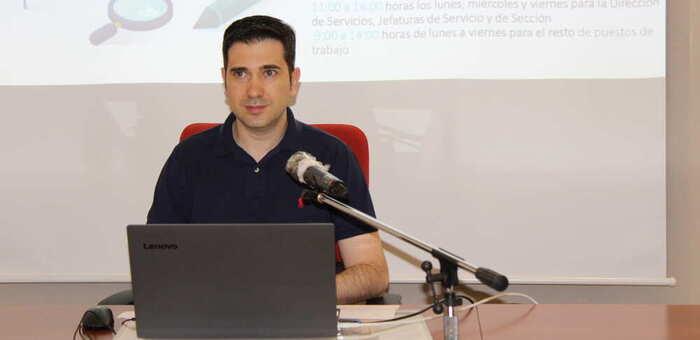 El ayuntamiento de Alcázar atenderá el público con cita previa en la Fase III