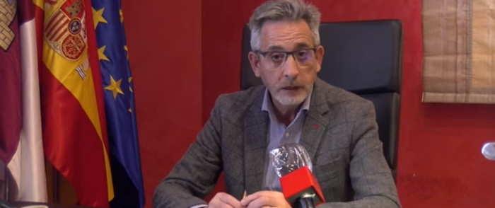 El alcalde insta a cumplir en casa la cuarentena durante el Estado de Alarma