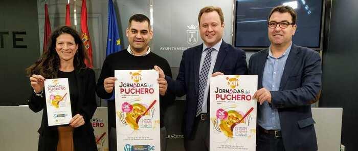 Una docena de establecimientos de toda la provincia de Albacete participará en las XII Jornadas del Puchero