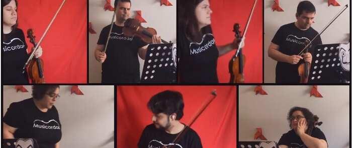 Musicordae: Bella Ciao de la Casa de Papel