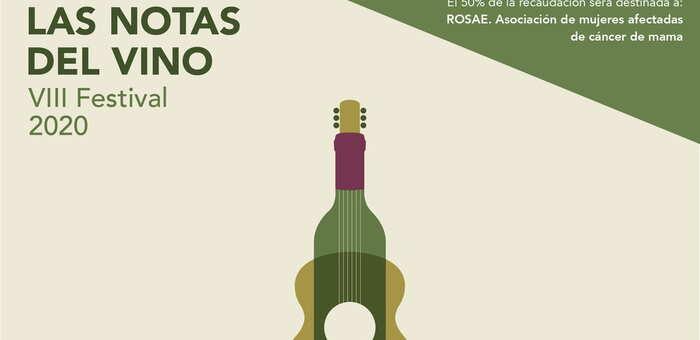 Este sábado arranca el VIII Festival de 'Notas del Vino' de Valdepeñas