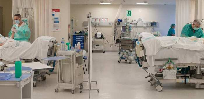 Ya son cinco los hospitales de Castilla-La Mancha que no tienen pacientes COVID en cama convencional