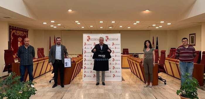 La Policía Local de Illescas lucirá uniformes realizados con tejidos sostenibles