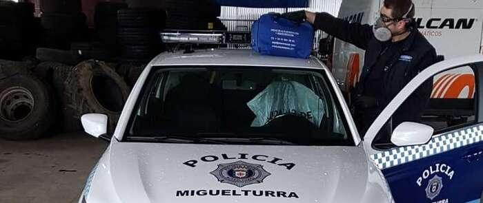 Ya son 30 personas sancionadas en Miguelturra por la Policía Local durante el estado de alarma