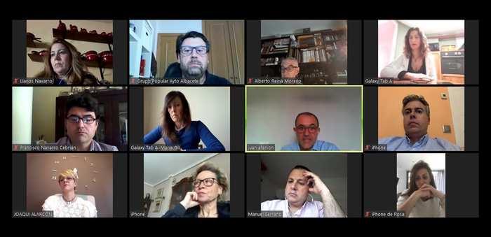 PP Albacete destaca el papel fundamental durante la crisis sanitaria de las asociaciones como AECC y Afanion que siguen batiéndose el cobre en su lucha contra el cáncer